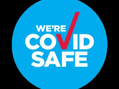 Registered COVID safe business